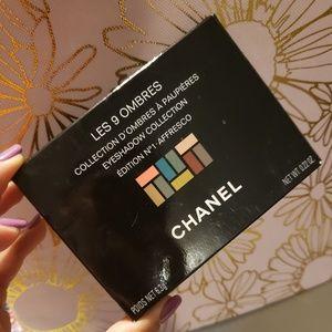 Les 9 Ombre Chanel Palette